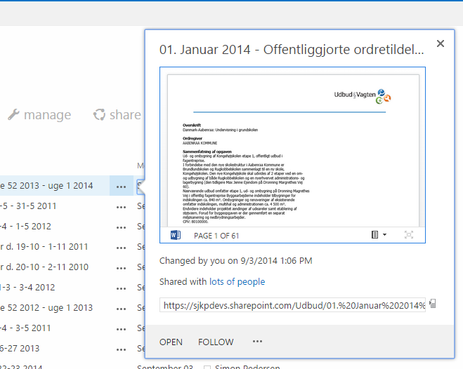SharePoint Get Number of Pages in each Document in library